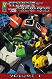 Chris Sarracini Transformers: Generation One Volume 1: Generation One v. 1