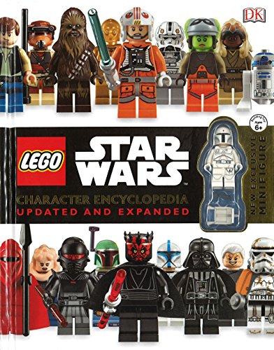 Lego Star Wars, l'Encyclopédie des Personnages (Nouvelle Édition)