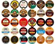 Holiday,Winter and Seasonal Flavors Coffee,Tea,Hot Cocoa and Cider Single Serve and K CUPS for Keurig Brewer