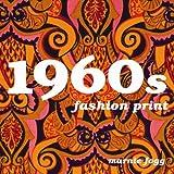 1960s Fashion Print