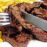 【訳あり】牛肉ロースステーキ切り落とし500g ビーフシチュー ビーフストガノフ カレー にもお勧め