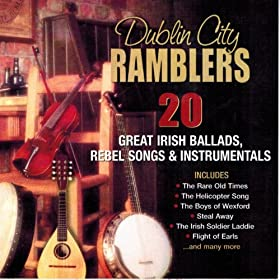 20 Great Irish Ballads, Rebel Songs & Instrumentals