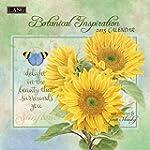 Lang Botanical Inspiration 2015 Calendar