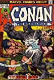 Conan the Barbarian: The Fury of the Stone God! (Vol. 1, No. 36, March 1974) (0249820366) by Stan Lee
