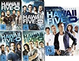 Hawaii Five-0 - Seasons 1-5 (31 DVDs)