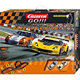 Carrera GO!!! - Race for Victory Track Set