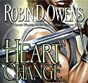 Heart Change: Celta, Book 8 (       UNABRIDGED) by Robin D. Owens Narrated by Noah Michael Levine