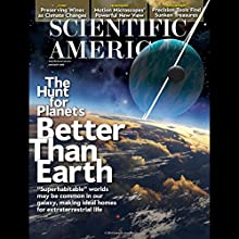 Scientific American, January 2015  by Scientific American Narrated by Mark Moran