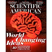 Scientific American, December 2012  by Scientific American Narrated by Mark Moran