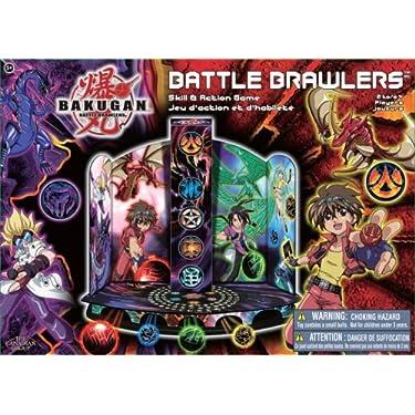 Bakugan Battle Brawlers Game