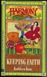 img - for Keeping Faith (A Town Called Harmony, Book 3) book / textbook / text book