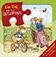 Ein Tag mit Leo Lausemaus: Puzzlebuch (Lingoli)
