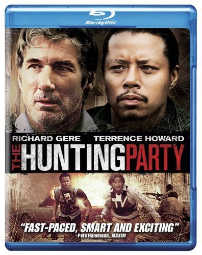 The Hunting Party [Blu-ray] by The Weinstein Company