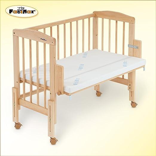 fabimax lit cododo pro avec avec matelas protect b b s pu riculture z310. Black Bedroom Furniture Sets. Home Design Ideas