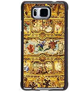 Printvisa A Kings Kingdom Pic Back Case Cover for Samsung Galaxy Alpha G850