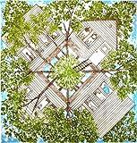 ふろしきや 風呂敷 ツリーハウス(118cm)