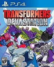 Transformers Devastation - PlayStation 4