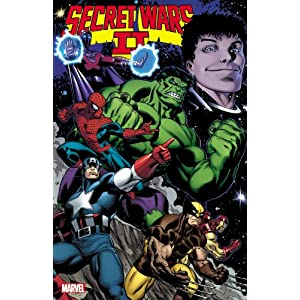 Jim Shooter - Secret Wars II Reviews