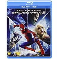The Amazing Spider-Man 2 (Blu-ray/DVD/UltraViolet Combo Pack)