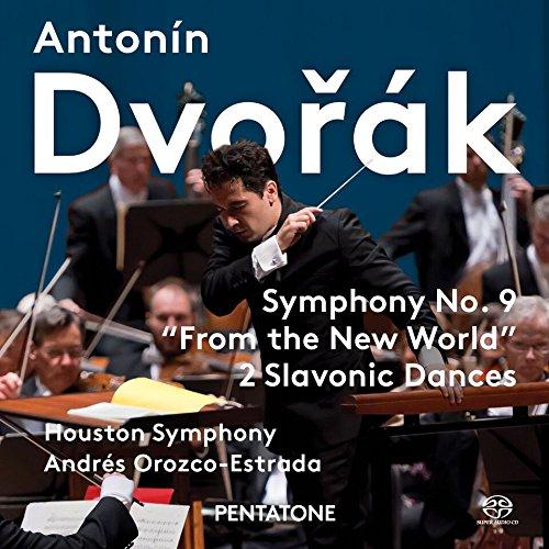 SACD : HOUSTON SYMPHONY - Dvorak: Symphony No.9 New World & Slavonic Dances (SACD)