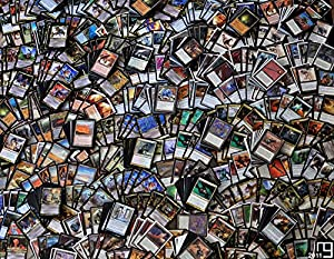 Magic: the Gathering - 100 Rare/Uncommon Cards
