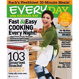 3yrs of Everyday with Rachael Ray Magazine