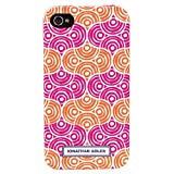 Jonathan Adler iPhone 4 Case - Circle Ornaments