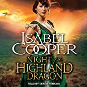 Night of the Highland Dragon: Highland Dragons Series, Book 3   Isabel Cooper