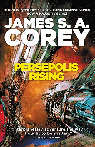 Persepolis Rising (The Expanse) [Corey, James S. A.] (Tapa Blanda)