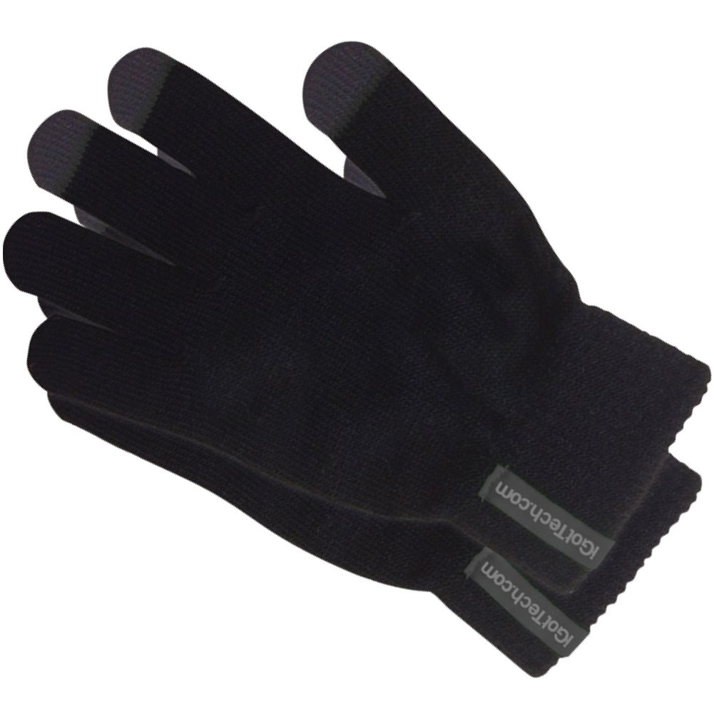 Texting Gloves for Smartphone & Touchscreen: Premium Quality Materials, Ultra-Soft Brushed Interior For Comfort & Warmth. Smart Touch-nology in Fingertips Allow Fun, Safe Texting & Smart/iPhone Use Outdoors. Unique 100% Winter ...