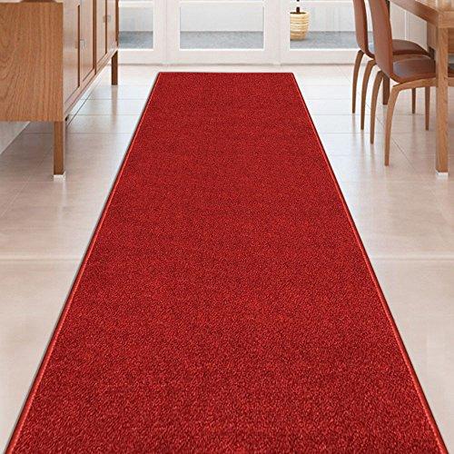 custom-size-red-solid-plain-rubber-backed-non-slip-hallway-stair-runner-rug-carpet-22-inch-wide-choo