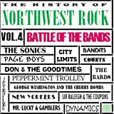 Image of History of Northwest Rock Vol. 4 Battle of the Bands