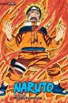 Naruto (3-in-1 Edition), Vol. 9: Incl...