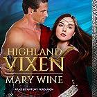 Highland Vixen: Highland Weddings Series, Book 2 Hörbuch von Mary Wine Gesprochen von: Antony Ferguson