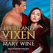 Highland Vixen: Highland Weddings Series, Book 2 | Mary Wine