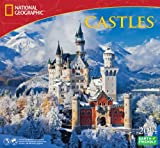 2014 National Geographic Castles Deluxe Wall