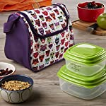 Morgan Kids' Lunch Bag Kit with Fresh Selects Set
