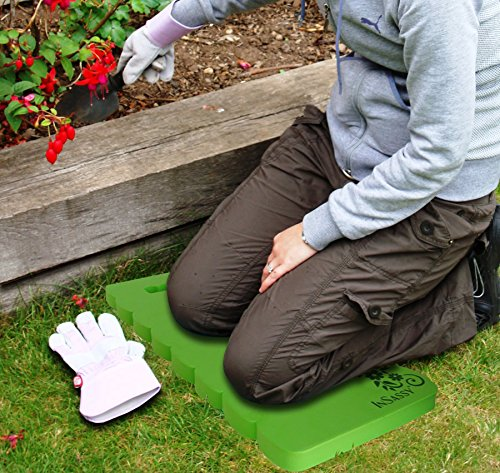 InSassy (TM) Garden Kneeler Wave Pad