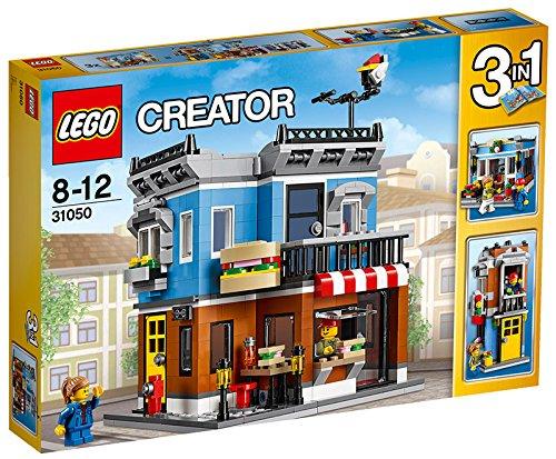 レゴ クリエイター 街角のデリ 31050