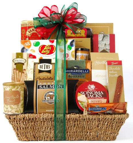 Simply Indulgent Gift Basket