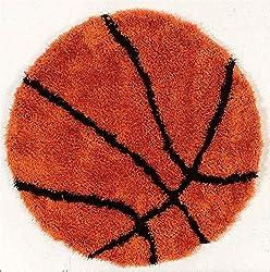 Kids Basketball Rug