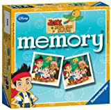 Ravensburger Jake and the Never Land Pirates Mini Memory