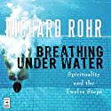 Breathing Under Water: Spirituality and the Twelve Steps (       UNABRIDGED) by Richard Rohr Narrated by John Quigley