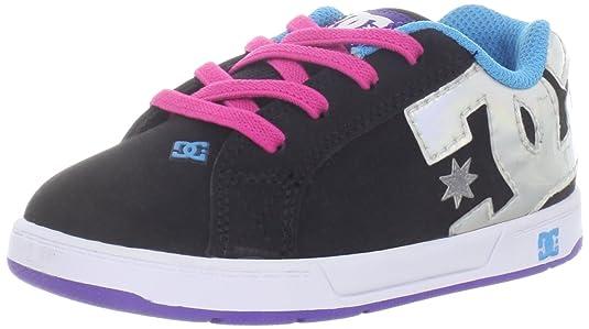 New Design DC Court Graffik Elastic Skate Sports Footwear For Kids Cheap Sale More Collections