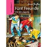 """F�nf Freunde - Wie alles begann: Sammelband 1von """"Enid Blyton"""""""