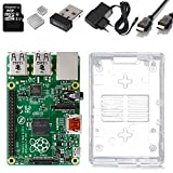 Raspberry Pi Model B+ (B Plus) Complete Starter Kit