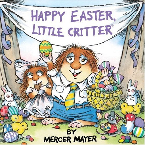 Happy Easter, Little Critter (Golden Look-Look Books)