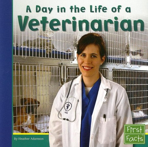 A Day in the Life of a Veterinarian (Community Helpers at Work)