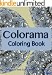 Colorama Coloring Book: Adult Colorin...