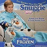 Blue Frozen Olaf Snuggie for Kids
